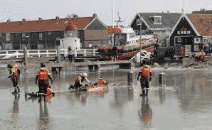 Crisismanagement op het ijs